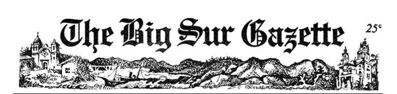 The Big Sur Gazette